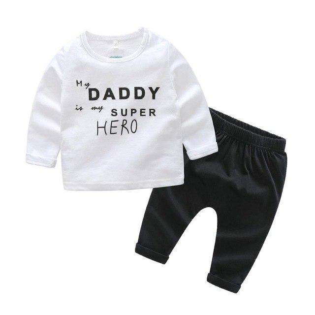 My Daddy is my Super Hero - Infant Route