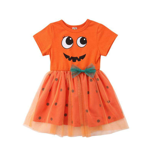 Fancy Halloween Tutu Dress