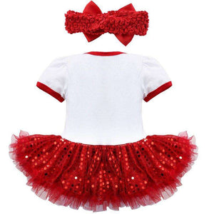 """My First Christmas"" Sparkly Tutu - Infant Route"