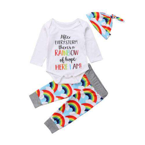 Rainbow Of Hope Set