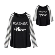 Mom + Baby Forever Yours Tops