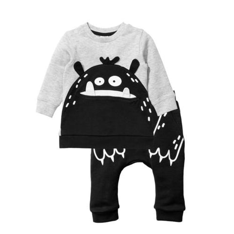 Monster Mash Sweat Suit