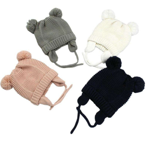 Ear Muffin Winter Hats