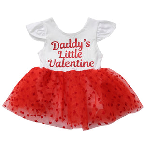 Daddy's Little Valentine Dress