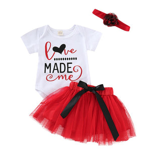 Love Made me - Tutu/Shirt