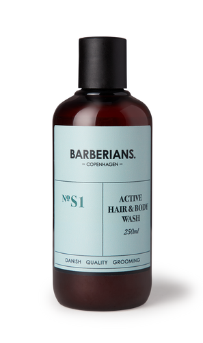 Active Hair & Body wash 250 ml