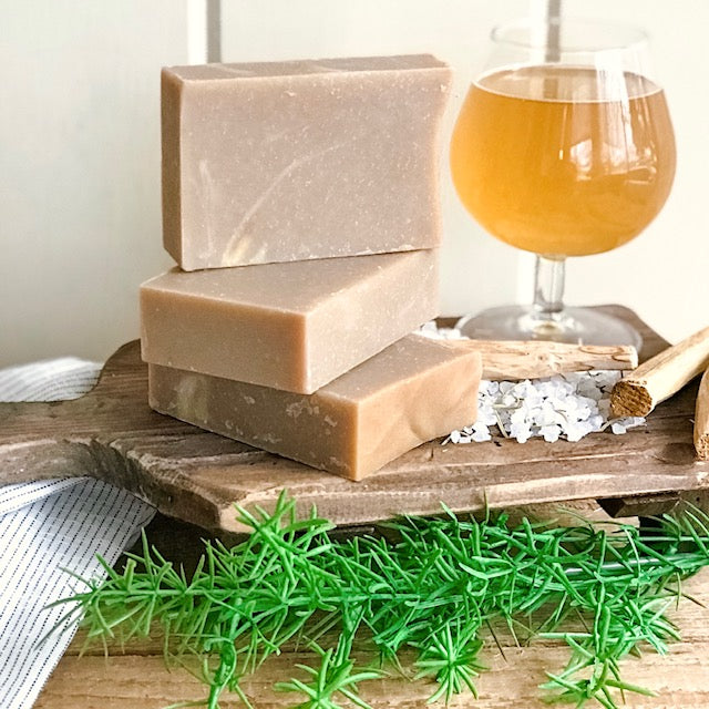 Appalachian Trail Handcrafted Beer Soap