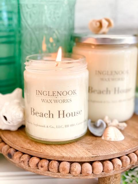 Beach House - Handmade Soy Candle
