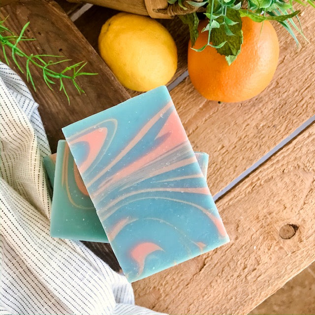 Carolina Summer - Handmade Luxury Soap