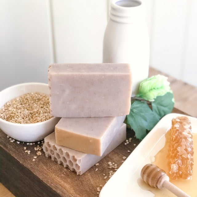 My Honey Child - Handmade Coconut Milk Soap