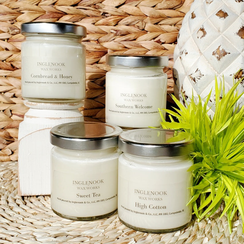 Sample Candle Pack Southern AcScents I - Handmade Soy Candle