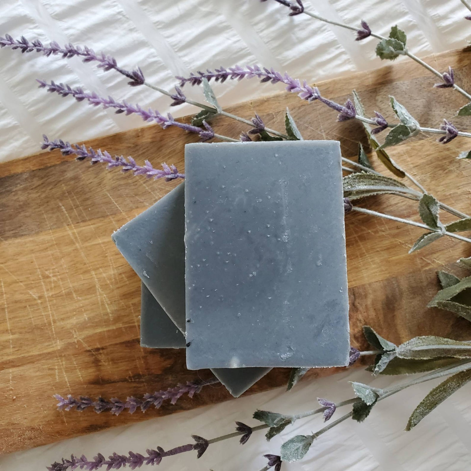 Naughty or Nice - Handmade Charcoal Soap