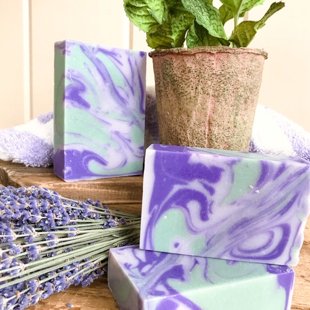 Laverly - Essential Oil Handmade Soap