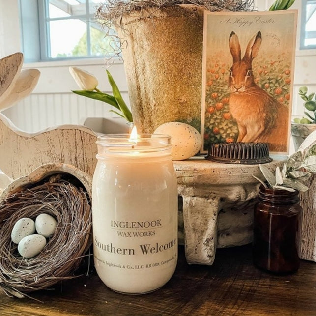 Southern Welcome - Handmade Soy Candle