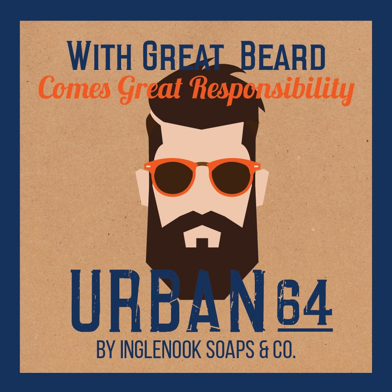 Appalachian Trail - Urban 64 Beard Oil