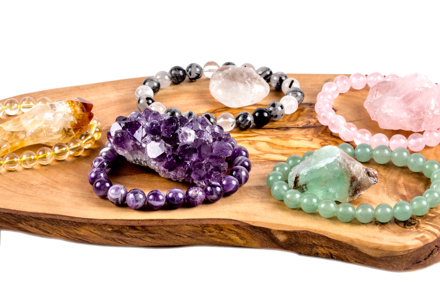 Crystal Jewelry: How to Choose the Right  High-Vibration Jewelry for You