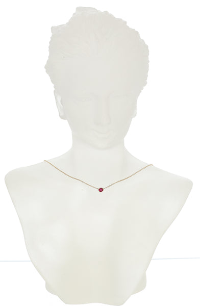 Ruby Energy Necklace