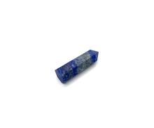 Load image into Gallery viewer, Lapis Lazuli Crystal Point for Authenticity & Expression