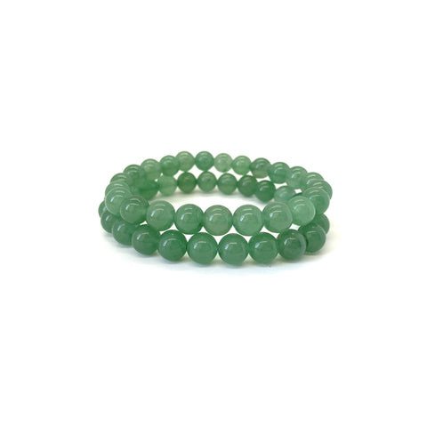 Aventurine Bracelet Set for Prosperity
