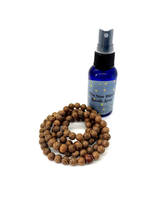 Wood Mala + Sparkle Spray