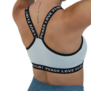 Dream Bigger Cotton Sports Bra