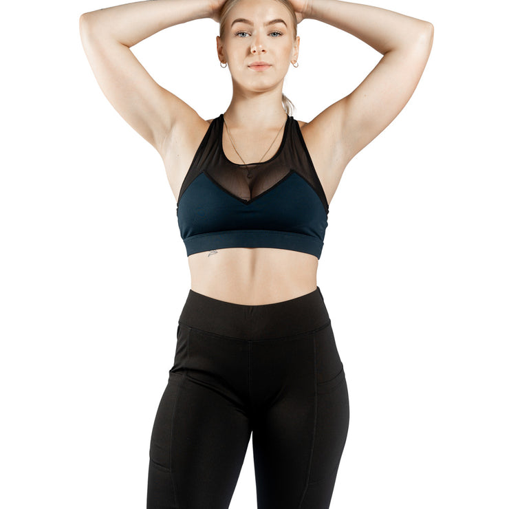 Now or Never Sports Bra