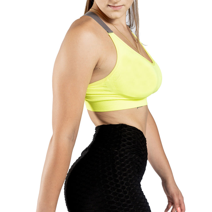 Get Up Padded Sports Bra