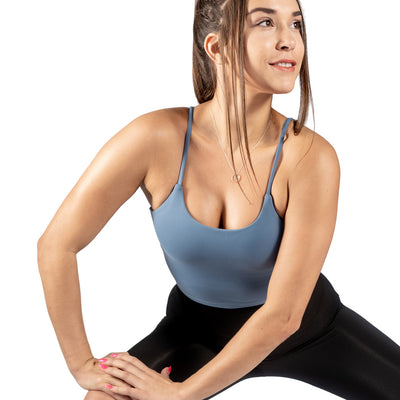 Don't Quit Padded Sports Bra