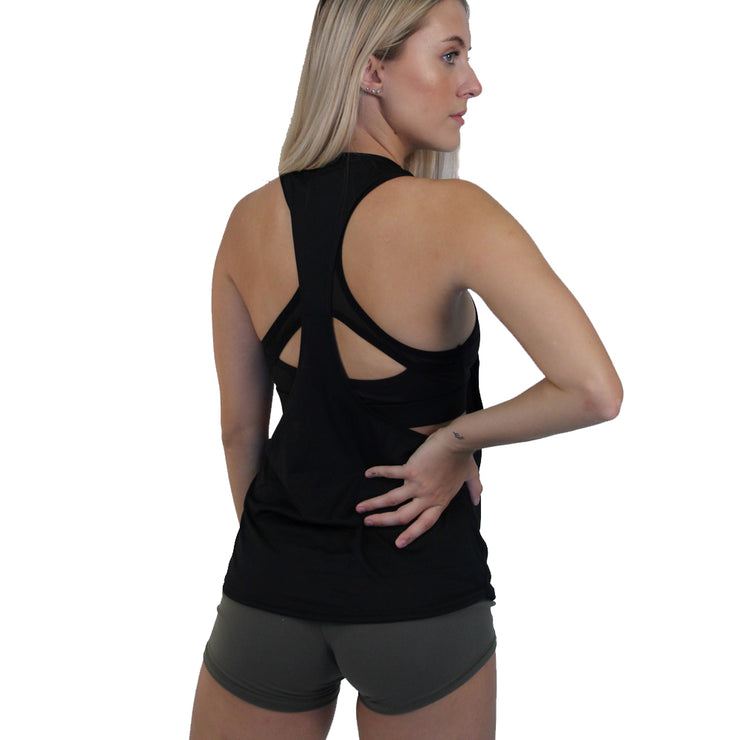 Racerback Tank Top (Loose-Fit)