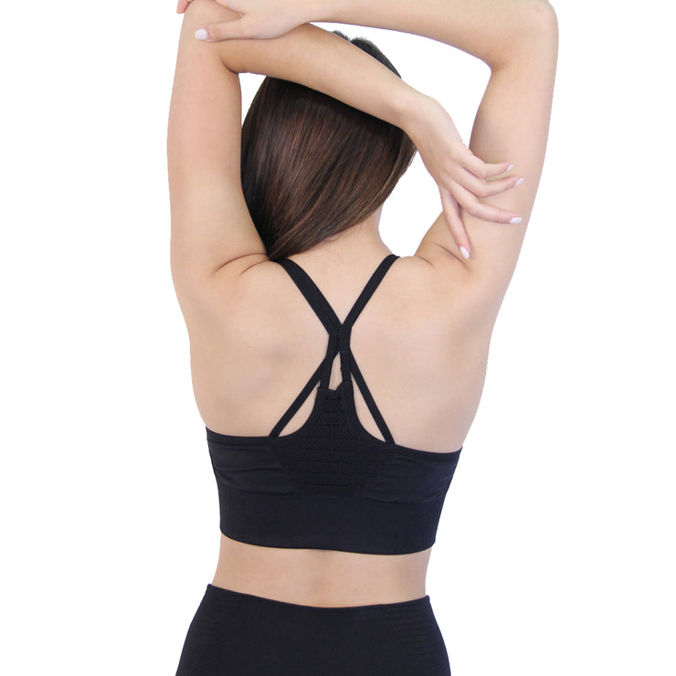 Sporty Seamless Yoga Set