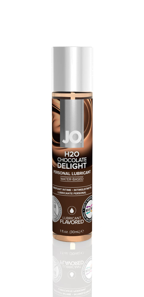 JO H2O Flavored 1 Oz / 30 ml Chocolate Delight (T)