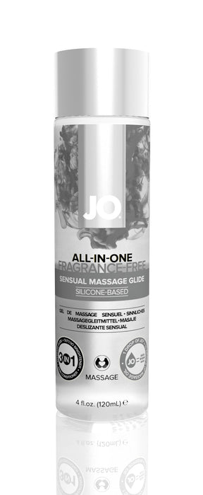 JO Massage Glide Unscented 4 Oz / 120 ml