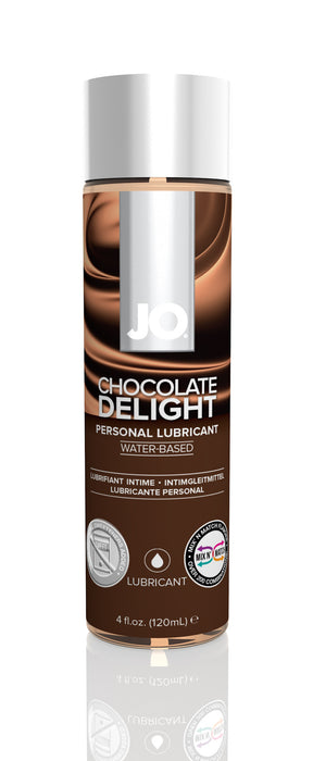 JO H2O Flavored Chocolate Delight 4 Oz / 120 ml