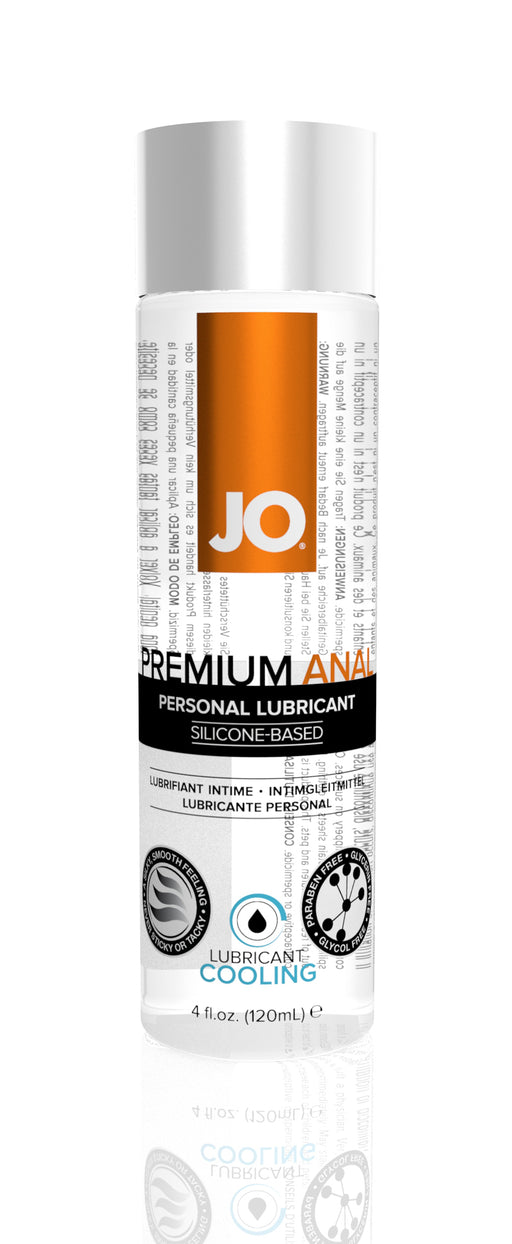 JO Anal Premium Cool  4 Oz / 120 ml (D)