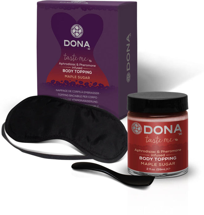 Dona Body Topping Maple Sugar 2oz (N)