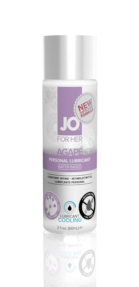 JO Agape Lubricant Cooling 2 Oz / 60 ml