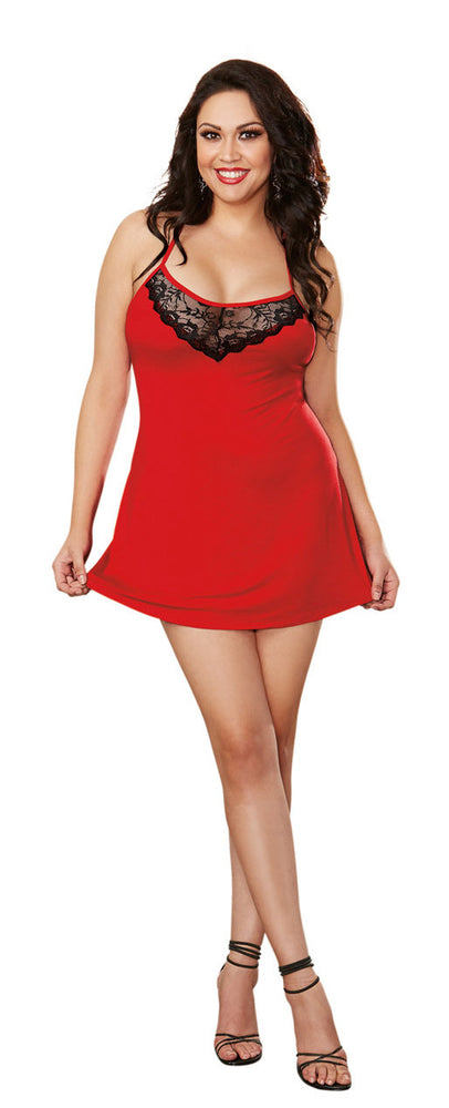 Jersey Chemise