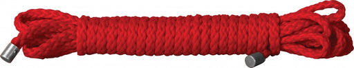 Kinbaku Rope - 10m - Red