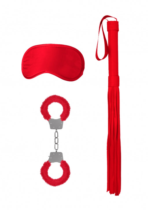 Introductory Bondage Kit #1 - Red
