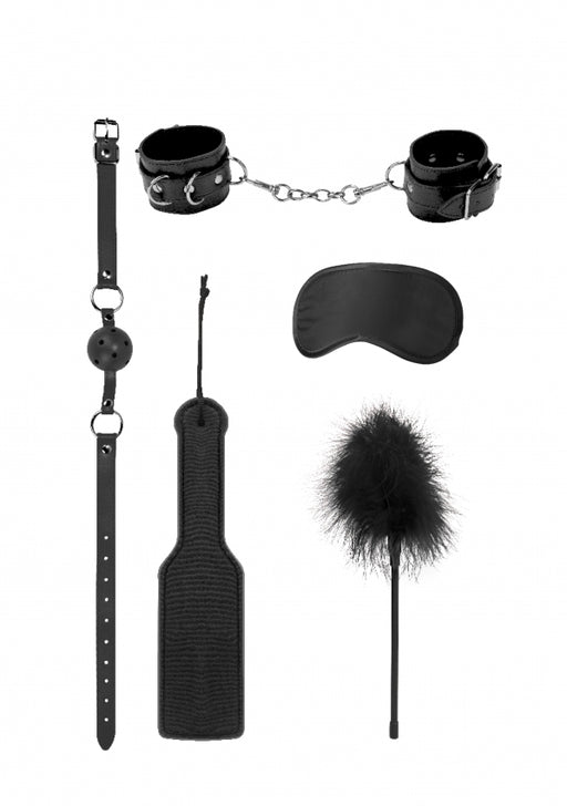 Introductory Bondage Kit #4 - Black