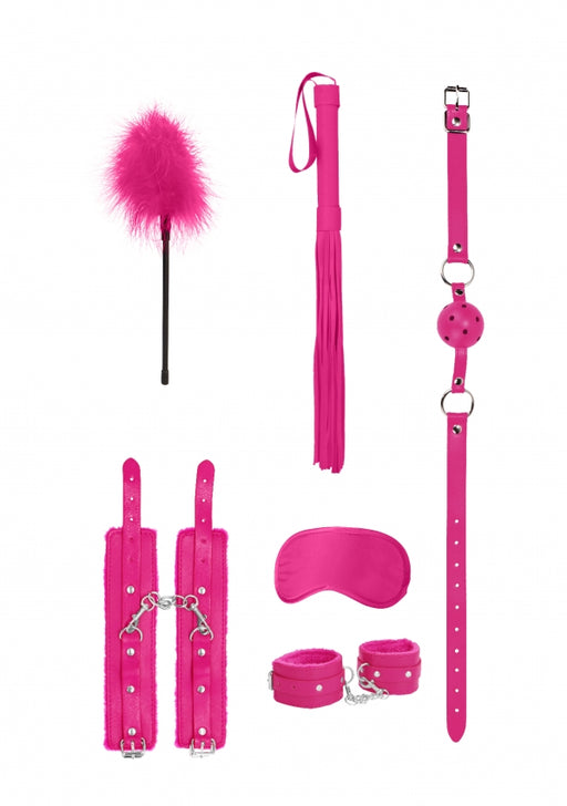 Beginners Bondage Kit - Pink
