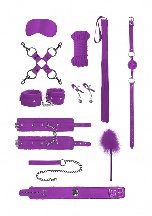 Intermediate Bondage Kit - Purple