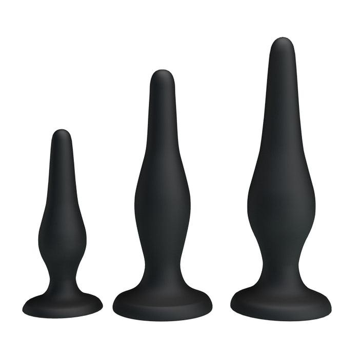 Beginners Mini Anal Kit Black (NT)