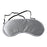 Sportsheets S&M Grey Satin Blindfold