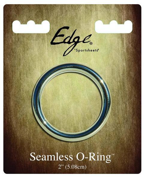 "Seamless 2"" O Ring Metal"