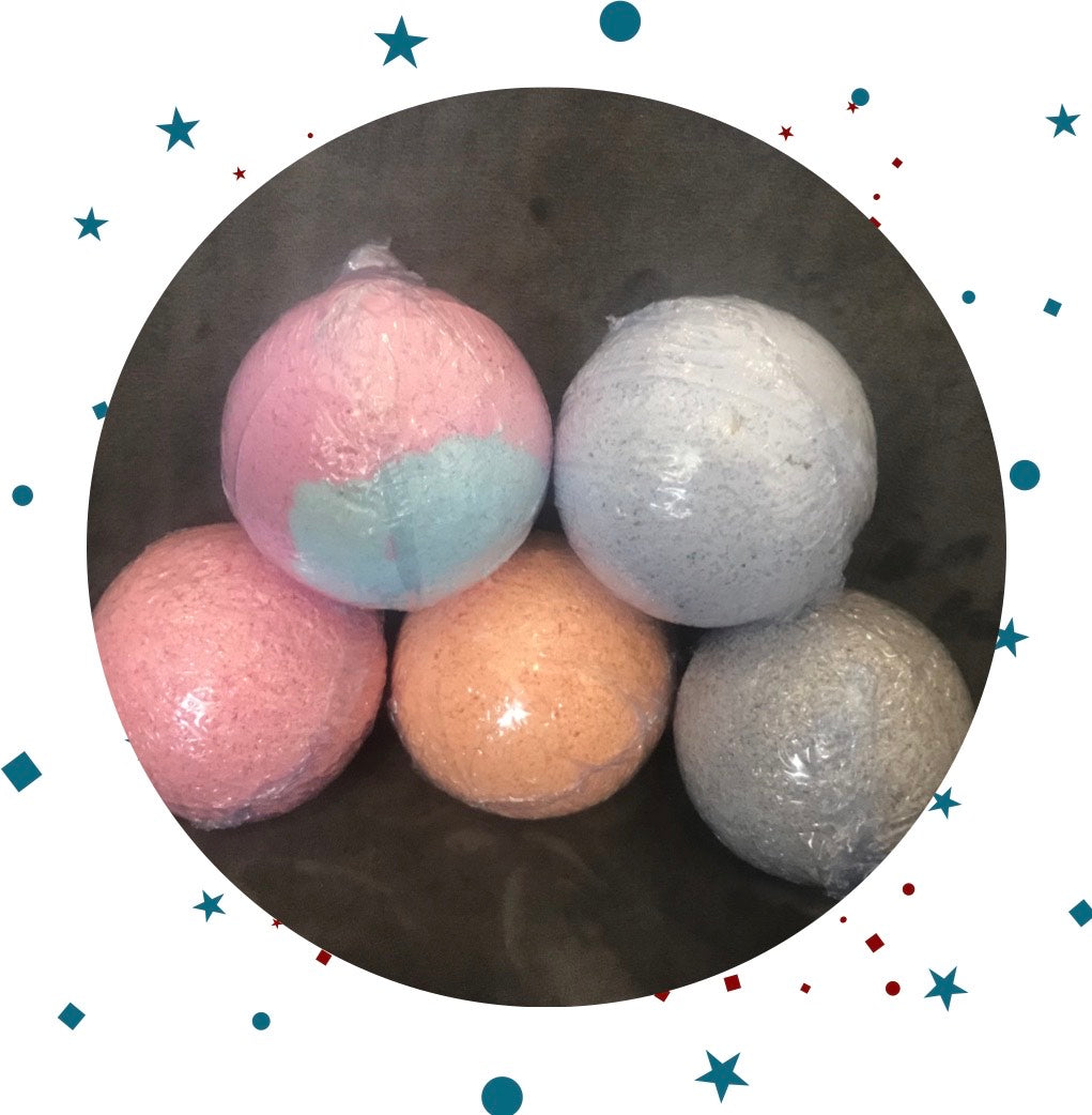 Broad Spectrum Bath Bomb