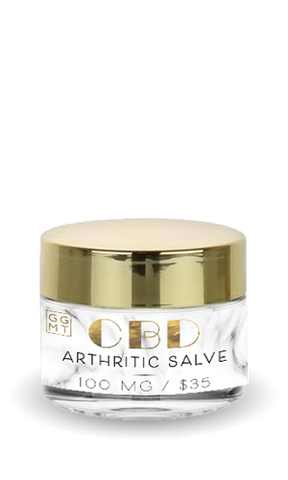Broad Spectrum Salve - Arthritic