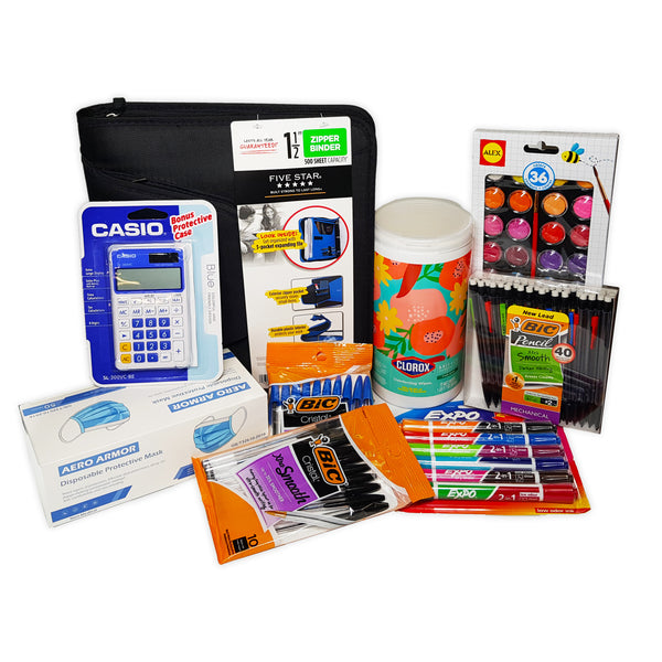 Back To School Essentials Package