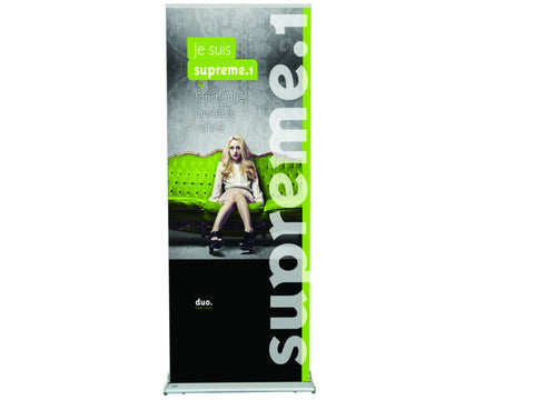 Supreme 33 Retractable Bannerstand