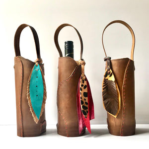 London Wine Tote